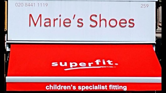 Marie's Shoes